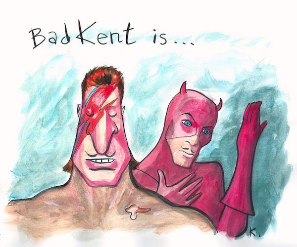 Bad Kent Bowie