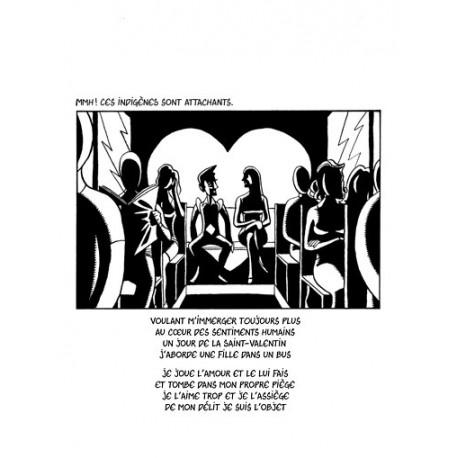 Planche 5/6 (Comme Georges Bailey) NB Original